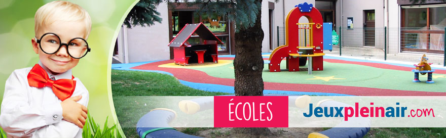 fabricant aire de jeux pour creche et maternelle