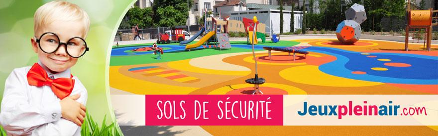 fabricant de sol amortissant pour jeux de plein air
